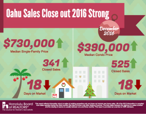 Hawaii Housing Infograph